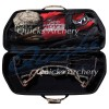 Hoyt Molded Compound Case with carbon weave design : HE58Compound Bags & CasesHE58