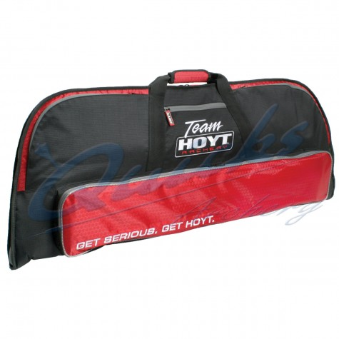 Hoyt Soft Compound Case Red/Black : HE74Compound Bags & CasesHE74