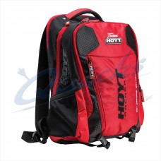 Hoyt Team Pursuit Accessory Backpack Black/Red : HE89