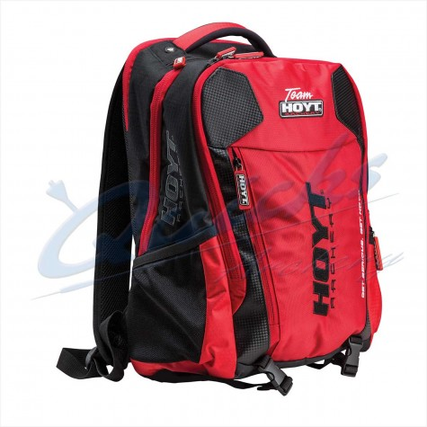 Hoyt Team Pursuit Accessory Backpack Black/Red : HE89Accessory BagsHE89