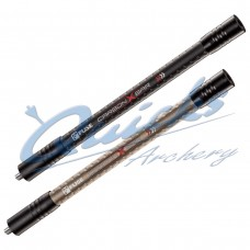 Fuse Carbon X Slim Side Rod (weights not included) : WAS £89.95 HR43