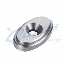 HR75 Fuse Carbon Blade weights 1oz