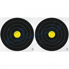 AT41 Arrowhead Fita Field 40cm Double Spot Target Face (each)