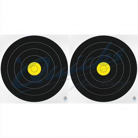 Arrowhead Fita Field 40cm Double Spot Target Face (each) : AT41RoundelAT41