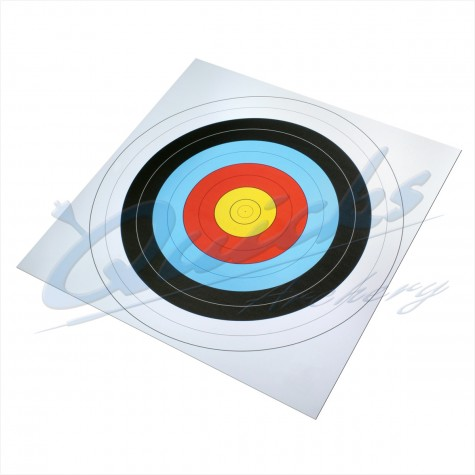 Target Face 60cm Arrowhead Re-inforced Target Face (pack of 100) DISCOUNTED PRICE : AT32RoundelAT32X100
