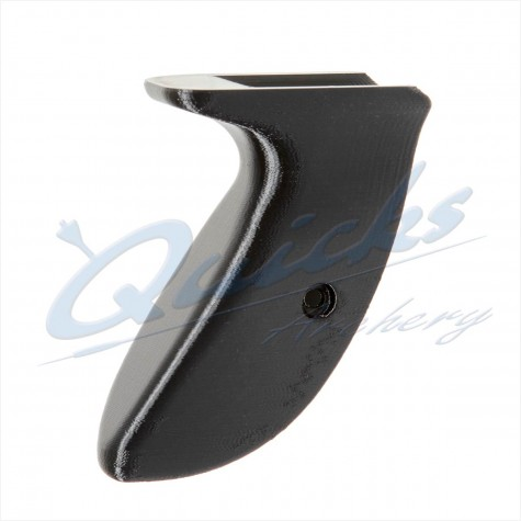 Gillo Spare Plastic Grip to fit the G1M and G1L Risers : Black : JB32Recurve Target BowsJB32