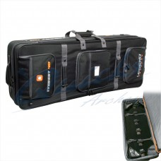 Legend Everest 40 Roller Compound Bow Case : Black : JE40
