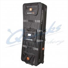 Legend Everest 44 Roller Compound Bow Case Black:  JE44