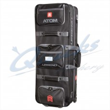 Legend Atom Recurve Roller Bow Case : Black JE48  Silver/Grey JE49