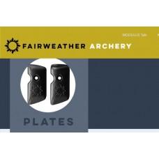 Fairweather Modulus Tab Plate : JH60