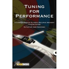 Book : Tuning for Performance by USA Olympian Jake Kaminski : ZOT69