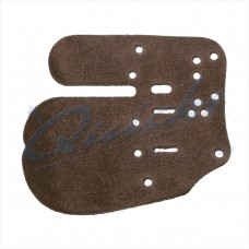 Soul Finger Tab spare cowhide backing only : KH52