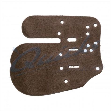 Soul Finger Tab spare cowhide backing only : KH52Finger Tabs~KH52