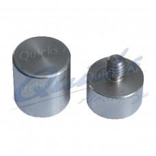 Kaya ACE Carbon Rod spare cap weights : KR25
