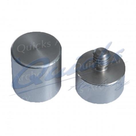 Kaya ACE Carbon Rod spare cap weights : KR25Stabiliser WeightsKR25