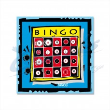 Target Face : Bingo Novelty Face : KT41