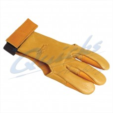 MH51 Martin Soft Leather Shooting Glove