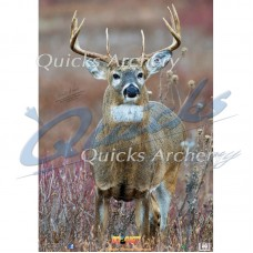 NT14 Deer Straight On Target Face 28 x 40 inches