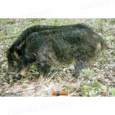NT19 Wild Boar Target Face 28 x 40 inches