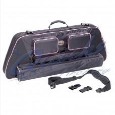 OE10 30-06 Slinger Compound Case. Black with Pink trim
