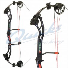 PB56 PSE Phenom SD Twin Cam Bow : Draw Length 23-28.5 Inches : LH BLUE : (was £575.00) LAST ONE