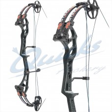 PSE Stinger Extreme One Cam Compound Bow : RH Black 55-29 : PB66