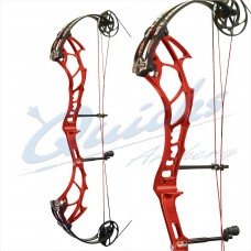 PB85 PSE Supra EXT 37 inch DM Hybrid Cam Bow : Draw length 25 - 30.5 Inches