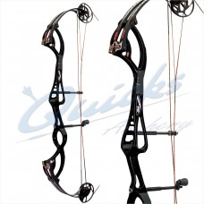 PB86 PSE Xpression 40 inch DM Hybrid Cam Bow : Draw length 26 - 31.5 Inches : Limited early stocks - call for availability