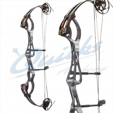 PB87 PSE Xpression 3D 37 inch DM Hybrid Cam Bow : Draw length 25 - 30.5 Inches : Was £1095.00