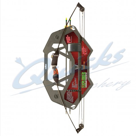 PSE Explorer Compound Youth Bow Set : PB93Club & Leisure SetsPB93