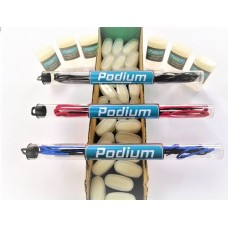 Podium Bowstrings Combo Pack : Stock Strings off the shelf:  8125 Recurve Strings Single Colour : PD15 Plus PD18 String Wax
