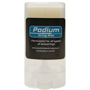 Podium Bowstring Wax in dispenser: PD18