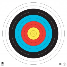 PT70 Waterproof Target Face by Maple Leaf Press : 122cm size (each)