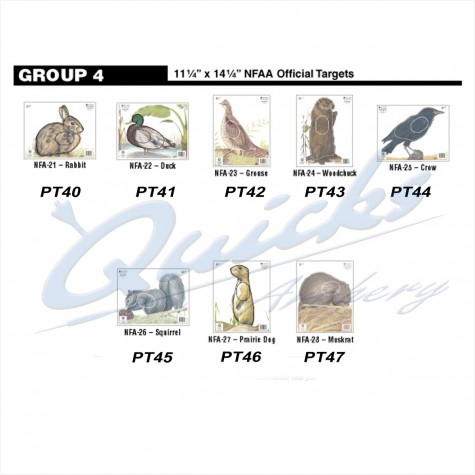 Maple Leaf NFAA Animal Face Group 4 Size 11.25AnimalML4