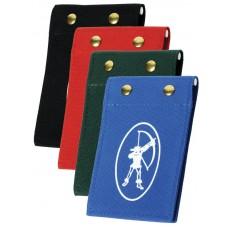 QA28 Longshot Club Scorebook. Bulk Club/Family Purchase : 1 of each colour Red/Blue/Green/Black