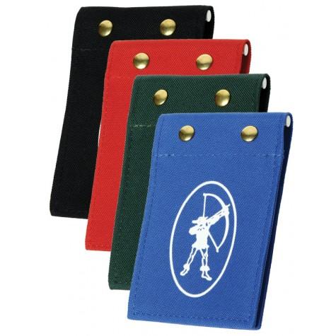 Longshot Club Scorebook. Bulk Club/Family Purchase : 1 of each colour Red/Blue/Green/Black : QA28Score BooksQA28B