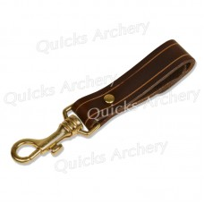 QA55 Longshot Leather Loop Belt Clip