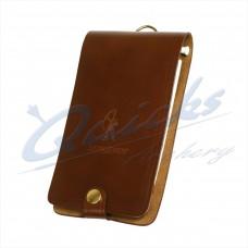 QA59 Longshot Leather Scorebook