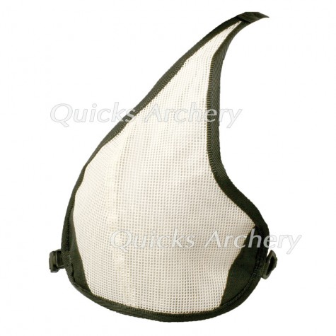 Longshot Ladies Chest Guard : QC25ChestguardsQC25L