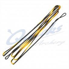 QD12 Stringflex Supra Bowstrings 8125G Material