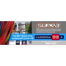 Stringflex Supra Bowstrings made with Carrerra 99-R : QD19