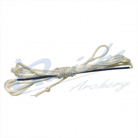 Longbow Bowstring - Laid-In Single Loop : QD50LIAll Trad AccessoriesQD50LI