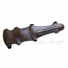 QI17 Longshot Long Leather Armguard
