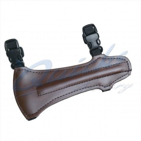 Longshot Slim Leather Armguard : QI19Arm Guards / BracersQI19