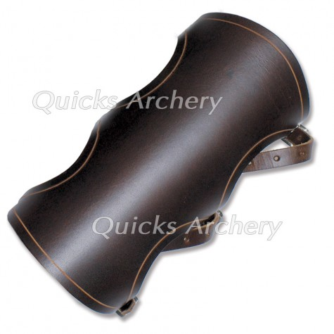 Windsor Buckle-on Armguard Jumbo Size by Longshot : QI81Arm Guards / BracersQI81