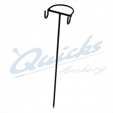 "QQ69 Cartel Ground Quiver. Sturdy stand with 26"" Spike"