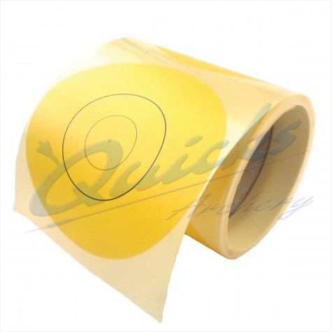 JVD Stick On 60cm Centres 9-10 zones (Roll of 100)) : QT13 Roundel-QT13