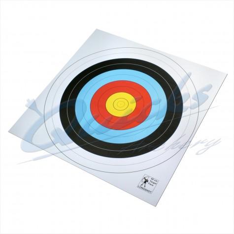 Longshot 60cm Paper 10 zone (each) : QT12ARoundelQT12A