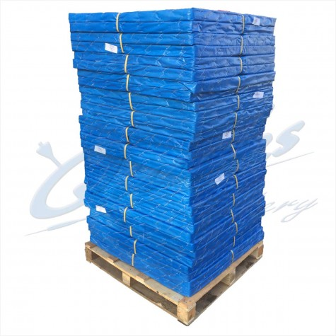 Special Bulk Purchase on 30x QT20 Rover Butts delivered on a pallet : QT20PStrawQT20P