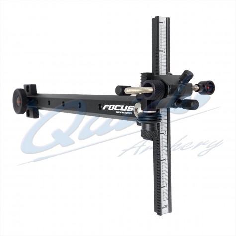 Cartel Focus K-sight : Recurve Sight : QV22Recurve Bow SightsQV22